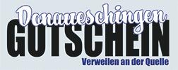 Donaueschingen Gutschein